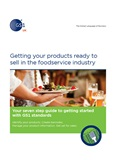 Brochure getting started foodservice