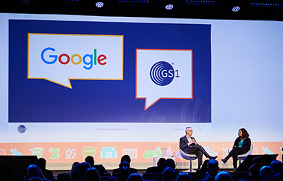 Google endorses GS1 standards